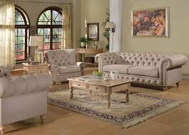 formal living room chairs. von furniture shantoria formal living room set in beige chairs o