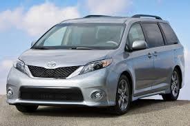 2013 Toyota Sienna - VIN: 5TDKK3DC5DS345309