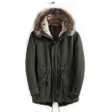 the ping casual men parka coat 2018 mens warm england style padded jacket with hooded winter