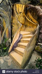 Steps and stairway in the Crazy House Hotel, Hang Nga Guesthouse ...