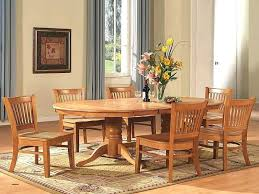 small round oak dining table and chairs 2 8 chair lovely kitchen delightful c