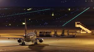 Pacific Airwaves Nagoya Airport Japan Rjgg Ngo By Night