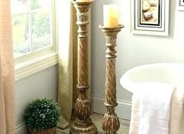 floor candle holders hobby lobby