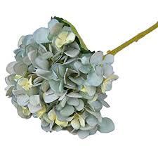 Calcifer <b>10 Pcs</b> 47CM Vintage Artificial <b>Hydrangea Flowers</b> Bouquet ...