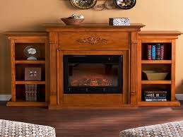 image of electric fireplace tv stand big lots