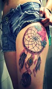 Meaning Of Dream Catcher Tattoo 100 Dreamcatcher Tattoo Designs And The Meaning Behind Them My 26