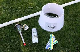 outdoor diy solar power garden lights lamp tutorial stacy risenmayrhnotjustahousewifenet awesome for your sweet backyard