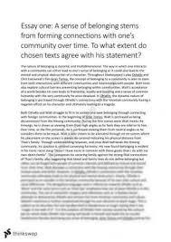 year hsc english advanced  essay analysing the film gran torino and shakespeare s othello