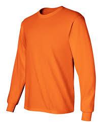 Gildan Ultra Cotton Long Sleeve T Shirt