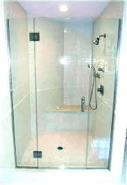 cost to install shower door cost to install shower doors shower enclosure installation cost glass shower