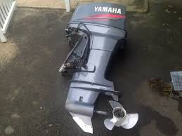 yamaha 85 hp trim tilt electric start outboard motor for in south africa