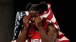 WBU alum, Gold medalist Tamyra Mensah ...