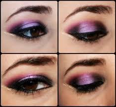 emo pinkie make up