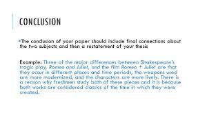 035 Writing Good Conclusion For Dissertation How Should I