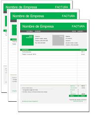 Formatos De Factura Formato De Factura Simple Con Excel Sistemas Web