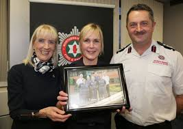 Wendy among 14 new trainee firefighter control operators   Ballymena Times