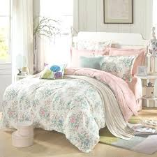 french comforter blue
