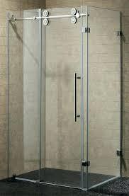 frameless glass shower door panel shower doors frameless fixed panel bifold shower doors