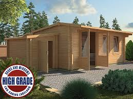 home office cabin. Home Office Muncaster 7.5m X 3.5m - 01 Cabin R