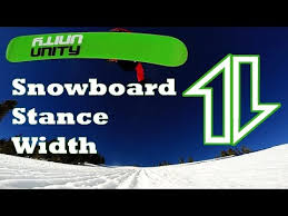 Stance Width Snowboard Chart How To Find Your Snowboard Stance Width