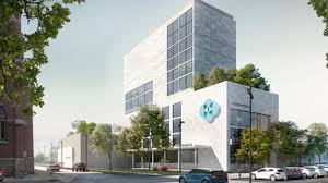 Modern office building design Minecraft Mixeduse Commercial Buildings Can Be Found Dime Dozen But This Sleek Stunning And Modern Commercial Office Building Design By Cas In Wisconsin 123rfcom 12story Commercial Office Building Design Comelite Architecture