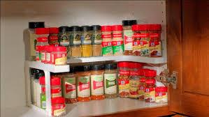 Spicy Shelf Cabinet Organizer - organize your spices - organize your  medicine cabinet