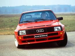 Audi Quattro 1980–1991 - review - YouTube