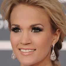 carrie underwood makeup looks