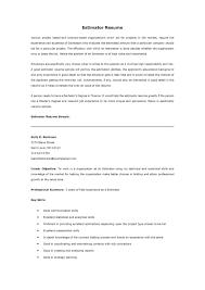 estimator resume maintenance resume examples maintenance supervisor resume samples construction estimator resume construction company resume quantity surveyor resume