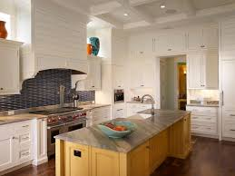 Floor To Ceiling White Inset Cabinetry Contemporary Kitchen