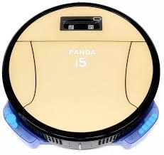 <b>Робот</b>-<b>пылесос Panda I5 gold</b> купить в интернет магазине ...