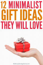 wondering what to get a minimalist for their birthday or other occasion this list of