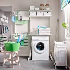 laundry furniture. Laundry Room Wire Shelving Ideas Furniture