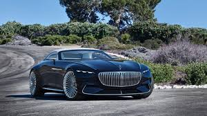 Mercedes-Maybach Cabriolet: The Superyacht Of Two-Seater Convertibles