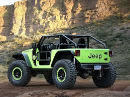 Jeep Wrangler Trailcat Has Hellcat Engine, Viper Seats, Manual ...
