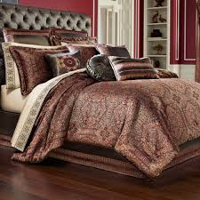 full burdy bed set com chic home carlton 6 piece comforter queen size