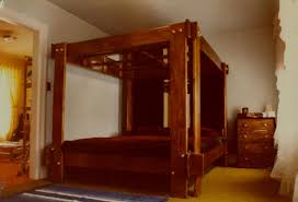 29 Canopy Waterbed Frames, Groovy Plantation Cove Queen Canopy Bed ...