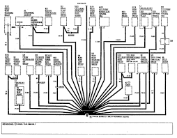 Mercedes benz 300ce 1990 1991 wiring diagrams ground distribution