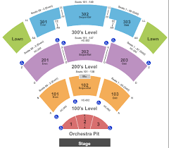 Pompano Beach Amphitheater Seating Chart Dark Star Orchestra Tour St Augustine Concert Tickets St