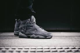 jordan 8 cool grey. closing the last weekend of august is arrival brand air jordan 8 cool grey. a colorway inspired by 11 which was first to feature grey l
