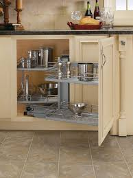 Blind Corner Cabinet Pull Out Shelves Bells And Whistles Inserts To Make Your Old Kitchen Cabinets More 6