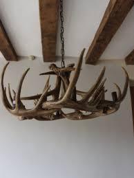 surupa large antler chandelier ceiling light