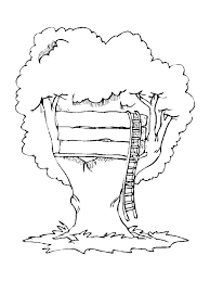 Magic Tree House Coloring Pages Porongurup