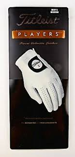 Titleist Players Glove Size Chart 3 Brand New Titleist Factory Seconds Players Golf Gloves You