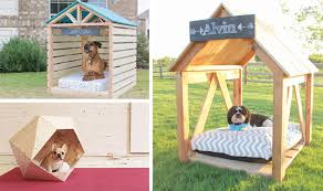 12 free diy dog house plans ideas
