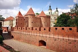 Kết quả hình ảnh cho Thành phố Warsaw – thủ đô của Balan