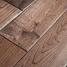 solid coffee oak wood flooring
