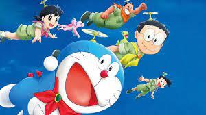 REVIEW Doraemon: Nobita Và Những Bạn Khủng Long Mới – Chút hoài niệm ấu thơ  và hướng đến một nền hoạt hình tiên tiến - Review cho DZUI!