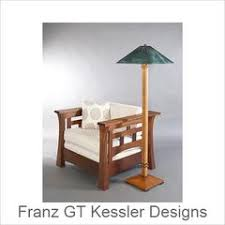 artistic lighting and designs. franz gt kessler designs hardwood lamps mission arts and crafts artistic lighting a