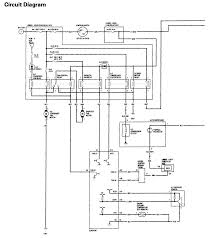 civic ac a diagram for the air conditioning system cuts gets hot Honda Civic Wiring Diagram Honda Civic Wiring Diagram #27 honda civic wiring diagram ignition